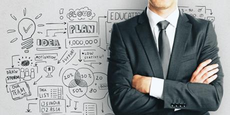 経営ビジョンを戦略・方針・計画に反映させる際のポイントのイメージ写真です。