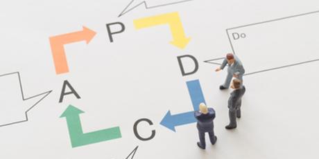 PDCAサイクルのイメージ
