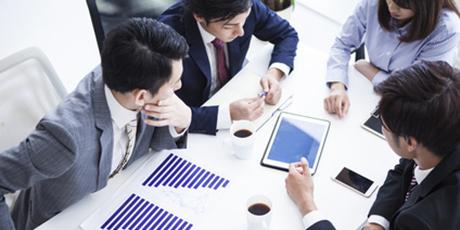企業が永続的に発展するマネジメントとは:方針や計画の進め方のイメージ写真です