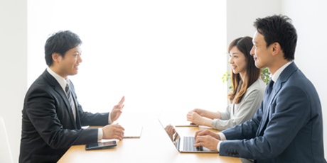 経営者と管理職が行う組織づくりのための心構えのイメージ写真です。
