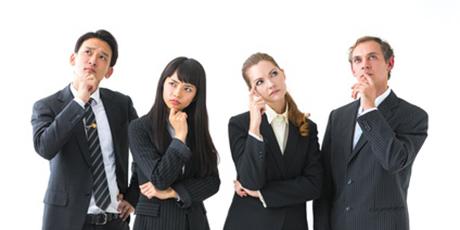 人材育成につながるリーダーとしての仕事の視点と進め方の写真イメージです。